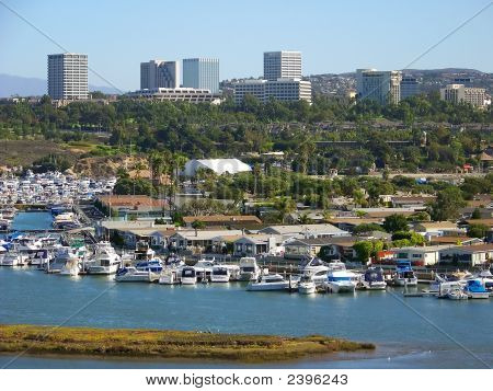 Newport Beach Bay