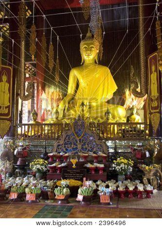 Buddha Image In Thailand