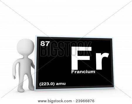 francium panel
