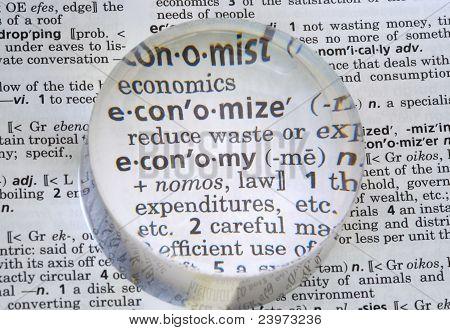 Economy Defined
