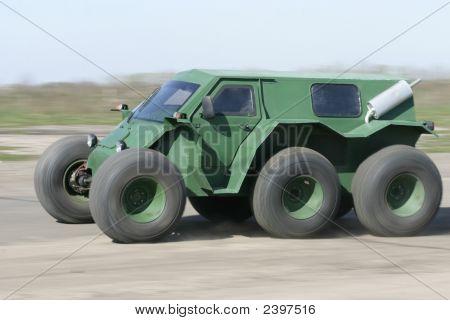 Racing Dune Buggy