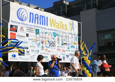 Walkathon Event