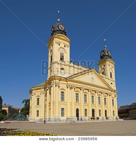 Great Church Debrecen Hungary