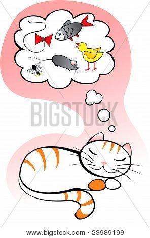 Cat Dreams.eps