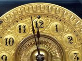 Antique Mantle Clock Hands
