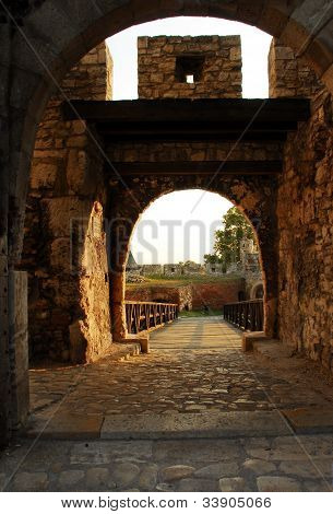 Belgrade Fortress Gate