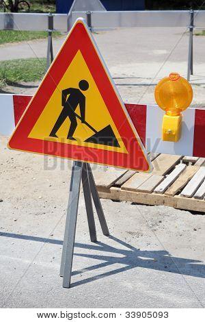 Obras rodoviárias