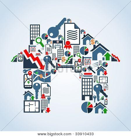 eigene Haus-Property-service