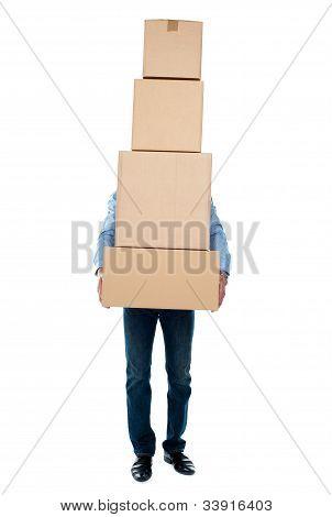 I Am Overloaded, Help Me!