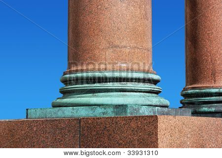 Column Socle