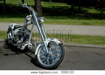 Cool Custom Chopper