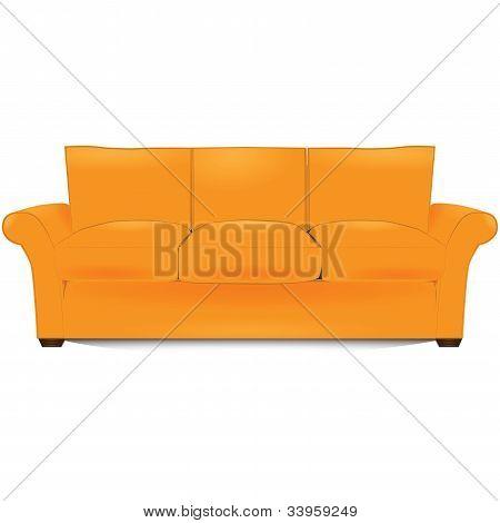 Three-section Sofa