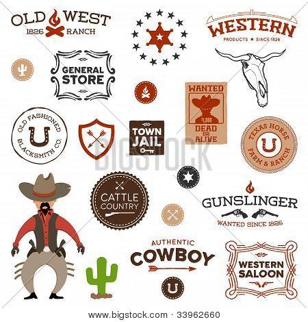 Viejos diseños occidentales