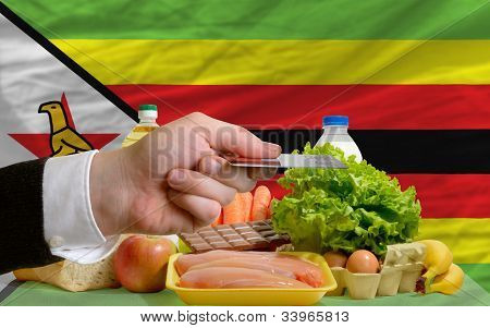 Buying Groceries With Credit Card In Zimbabwe