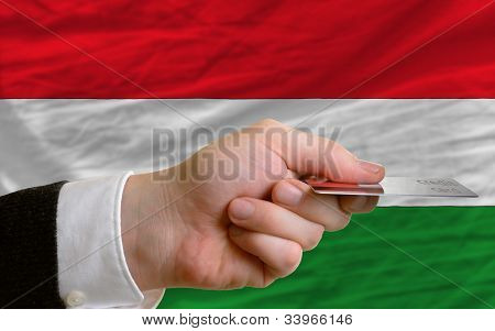 Buying With Credit Card In Hungary