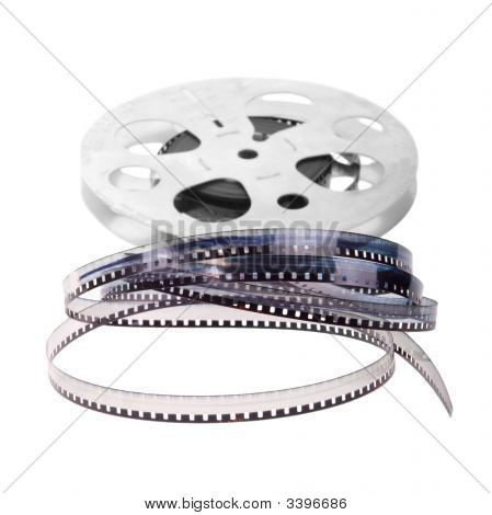 Retro Film Reel