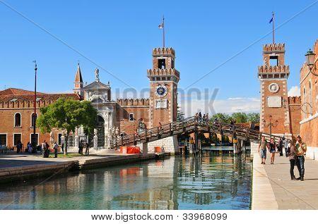 Arsenal, Venice (Italy)
