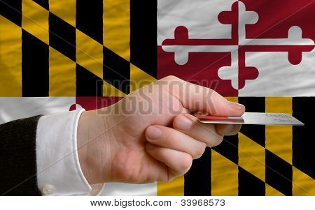 Buying With Credit Card In Us State Of Maryland