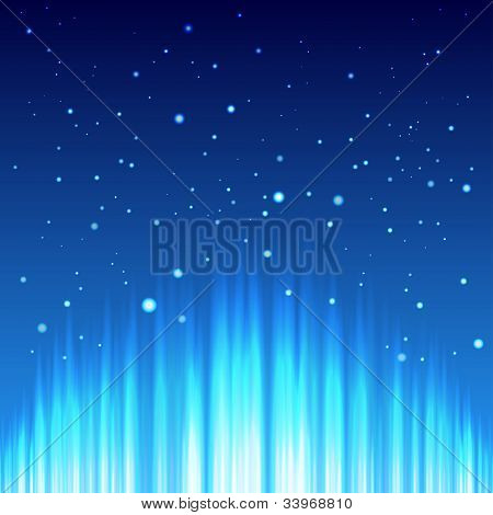 Space Light Background
