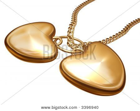 Gold Coulomb