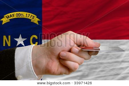 Buying With Credit Card In Us State Of North Carolina