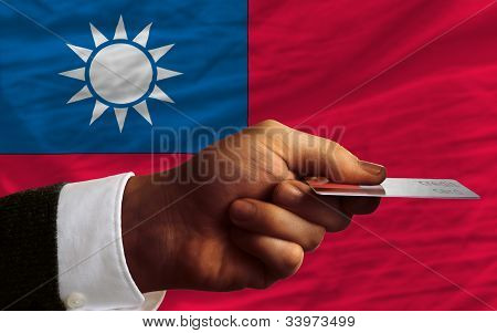 Buying With Credit Card In Taiwan