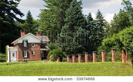 Vanderbilt Estate Italian Garden