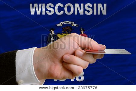 Buying With Credit Card In Us State Of Wisconsin