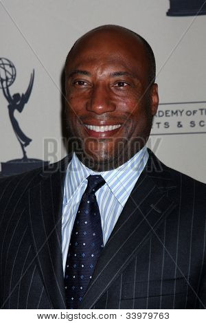 LOS ANGELES - JUN 14:  Byron Allen arrives at the ATAS Daytime Emmy Awards Nominees Reception at SLS Hotel At Beverly Hills on June 14, 2012 in Los Angeles, CA
