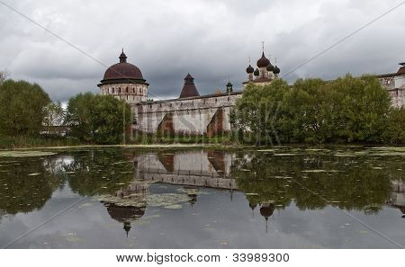 Monastery Of Sts Boris And Gleb Near Rostov The Great, Russia