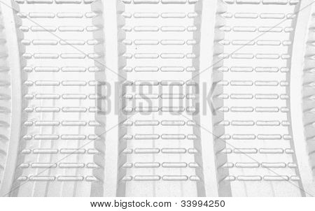Pattern Style Of Steel Roof