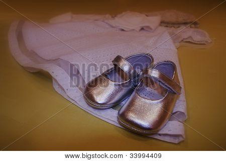 baptism clothe