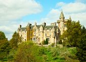 Blair Drummond house near Stirling in Scotland.