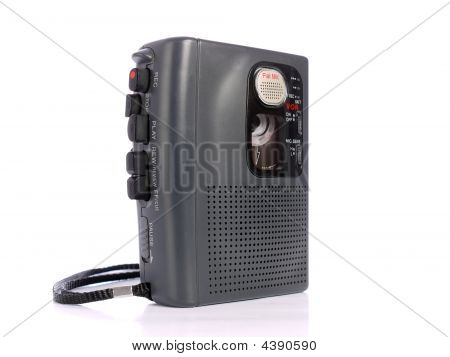Analog Dictaphone
