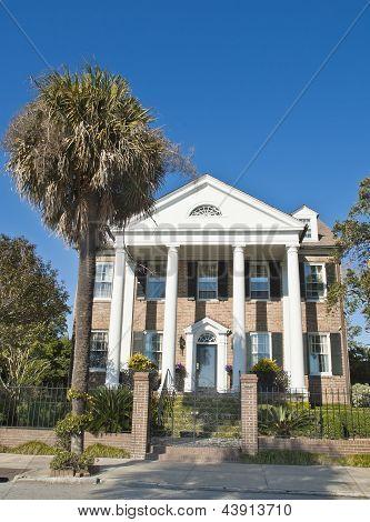 Charleston Romanesque House