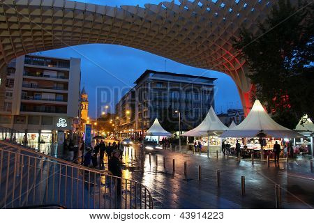 Metropol Parasol, Seville