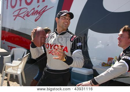 LOS ANGELES - MAR 23:  Jesse Metcalfe at the 37th Annual Toyota Pro/Celebrity Race training at the Willow Springs International Speedway on March 23, 2013 in Rosamond, CA          EXCLUSIVE PHOTO