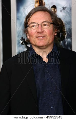 LOS ANGELES - MAR 28:  Lorenzo di Bonaventura arrives at the