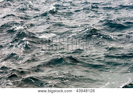 Abstract Mediterranean Sea Texture
