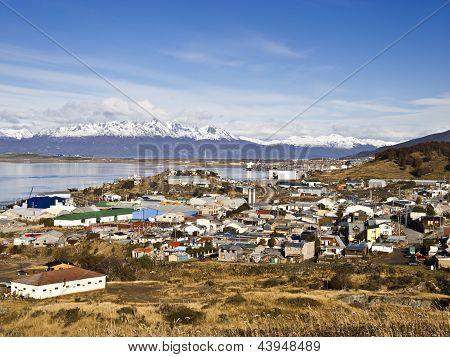 Ushuaia, Patagonia, Argentina
