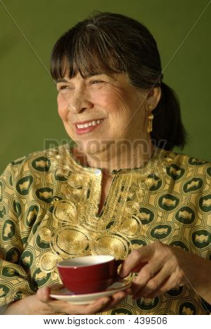 Hispanic Matriarch