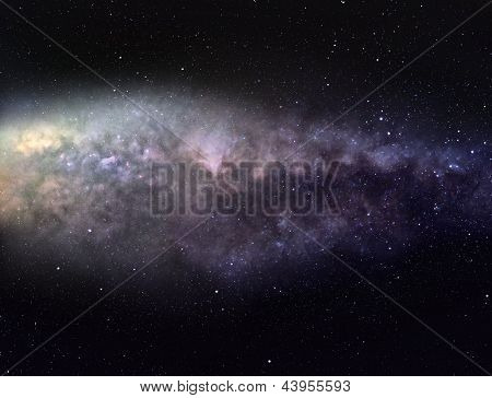 Majestic Milky Way