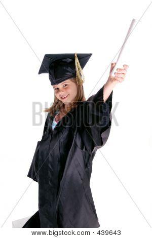 Adolescent Develops A Future In Education