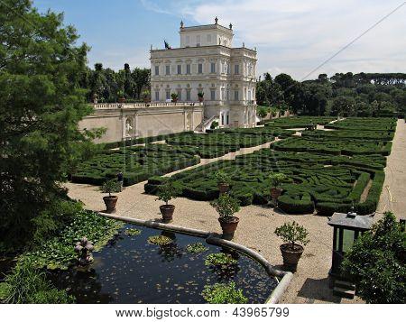 Rome Villa Doria Pamphili