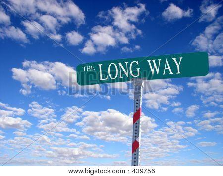 The Long Way Street