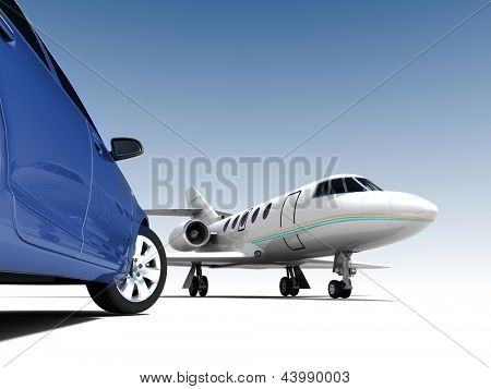 Luxury Transportation