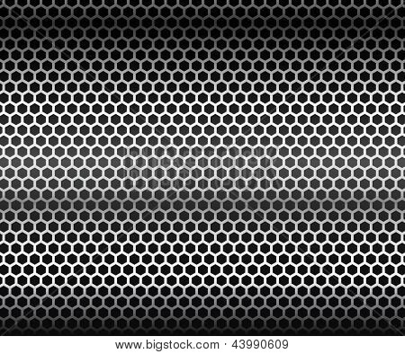 Metal background texture. Illustration, vector.