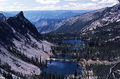 Terrace Lakes - Chain of Alpine Lakes