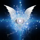 foto of enlightenment  - Winged Eye - JPG