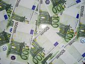 Europe Money 100 poster